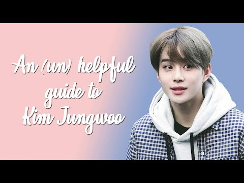 An (un)helpful guide to Kim Jungwoo