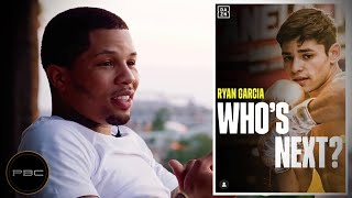 Gervonta Davis Reveals Ryan Garcia Next Fight is EXHIBITION with... Mike Tyson Style