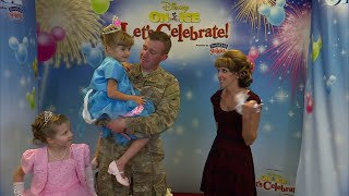 Disney On Ice Hosts Military Homecoming