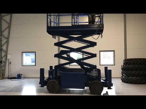Saxlift  JLG-260 MRT 4WD Diesel 2007