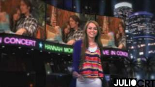 Hannah Montana Forever - Intro - Are You Ready