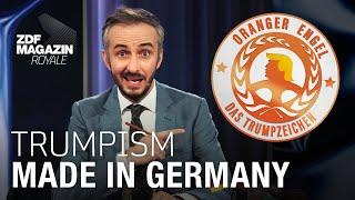 Trump-Wahnsinn made in Germany! | ZDF Magazin Royale