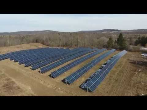BlueRock Community Solar Project