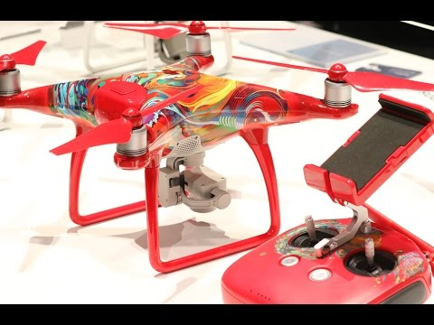 CES 2017 i Las Vegas: Nå kommer drone-pimping!