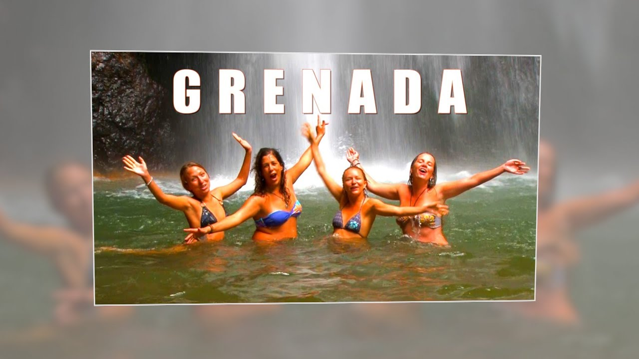 GRENADA Tourism Video.. Your Island of Inspiration in the ...