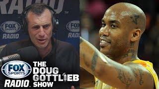 Doug Gottlieb Addresses Twitter Beef With Stephon Marbury