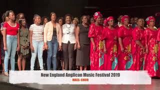 New England Anglican Music Festival 2019 Mass Choir