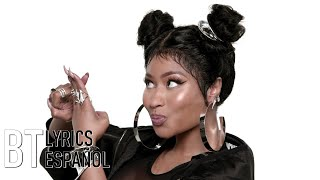 Nicki Minaj - Barbie Tingz (Lyrics + Español) Video Official