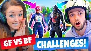 TRIPLE CHALLENGE! 😤 with Ali! (Fortnite Battle Royale!💣)