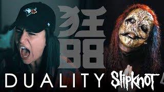 CrazyEightyEight - Duality (Slipknot COVER)