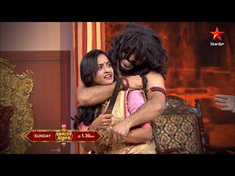 Comedy Stars promo: Lasya, Ravi present hilarious skit
