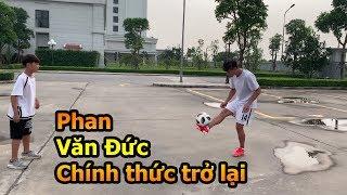 Thử Thách Bóng Đá đi thăm Phan Văn Đức U23 Việt Nam tại PVF - Đỗ Kim Phúc