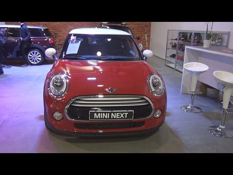 MINI Cooper Minimalism (2016) Exterior and Interior in 3D