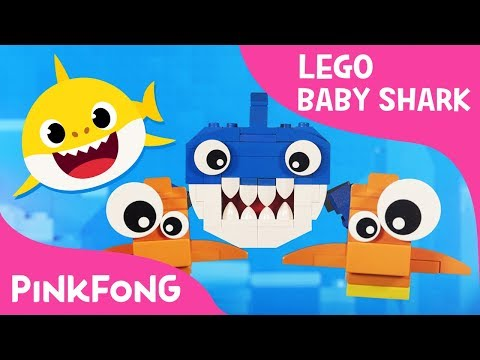 ... Version Of Baby Shark With Pixar Artistu0027s Family | Animal Songs |  Pinkfong Songs For Childrenu003c/au003e