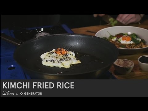 Kimchi Fried Rice  - Generator X Luke Thomas