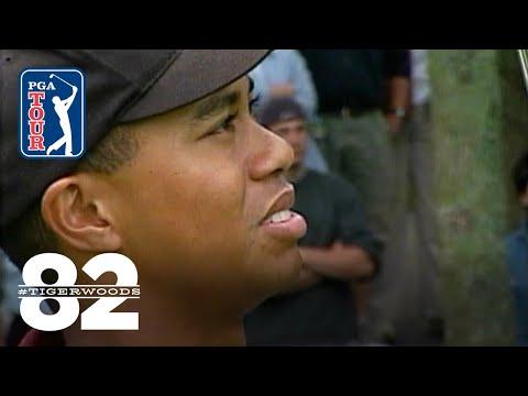 Tiger Woods wins 2000 Memorial Tournament Chasing 82