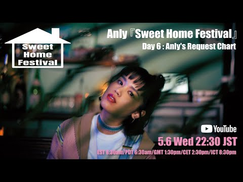 Sweet Home Festival 【Day6】Anly's Request    Chart