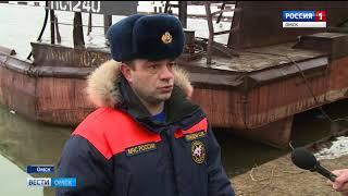 Масштабного паводка в этом году в Омской области не ожидается
