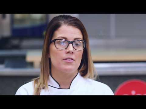 Chef Kim Ryan - Hells Kitchen Champion
