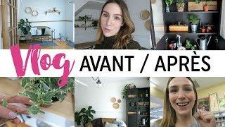 AVANT-APRÈS BOUDOIR ! (a.k.a pièce Pinterest)