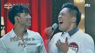 제 4 라운드 김진호 '살다가' ♪ 히든싱어4 2회
