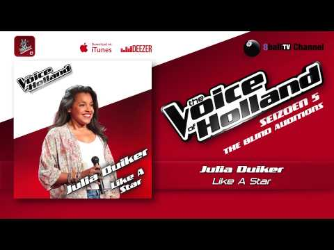 Baixar Julia Duiker - Like A Star (The voice of Holland 2014 The Blind Auditions Audio)