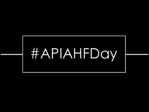 #APIAHFDay 2015