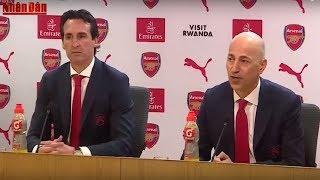 Tin Thể Thao 24h Hôm Nay (7h - 24/5): Arsenal Chính Thức Bổ Nhiệm Unai Emery Chèo Lái Pháo Thủ