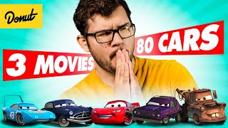Every Car in the Cars Universe RANKED