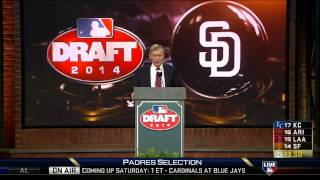 #Pack9 at the 2014 MLB Draft