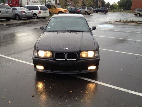 Imported from Germany BMW M3 E36 98kms Only, German Spec in Toronto Canada