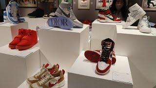 بيع حذاء مايكل جوردان بسعر يقارب , مليون دولارا