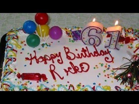 HAPPY 61st BIRTHDAY STEVE