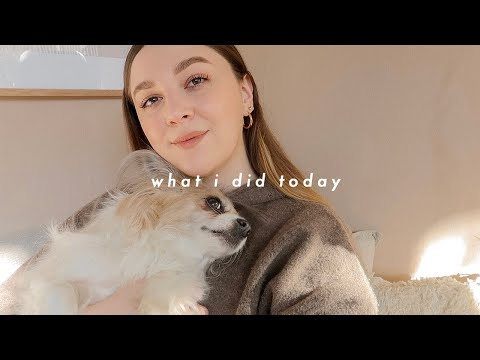 A COSY, HOMEY, CHILLED VLOG | I Covet Thee