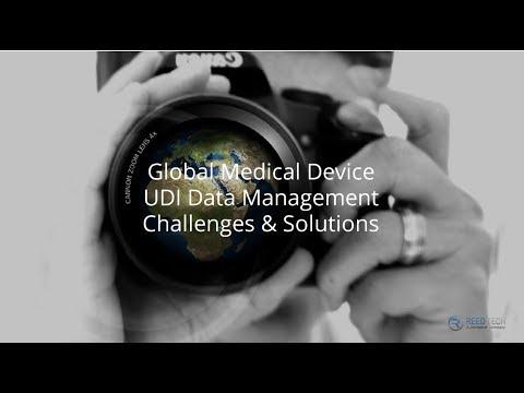 Search Global & EU UDI Data Management & Challenges