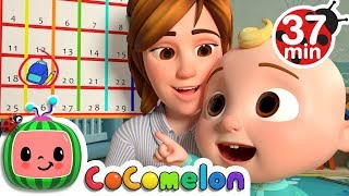 Getting Ready for School Song + More Nursery Rhymes & Kids Songs - CoCoMelon