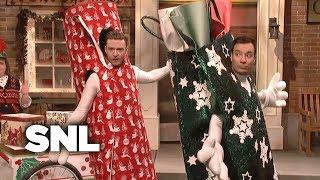 Wrappinville Cold Open - Saturday Night Live