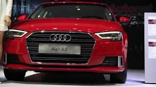 Chi tiết Audi A3 Sportback hoàn toàn mới
