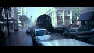 Inception train/car scene 2010