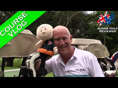 COOROY GOLF CLUB COURSE VLOG PART 3
