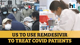US allows emergency use of antiviral drug remdesivir to tr..