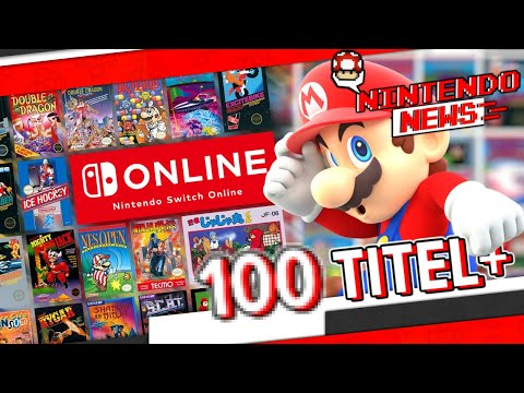 Der aktuelle Stand der Switch Pro / Nintendo protzt mit 100 Titeln bei Switch online - NintendoNews