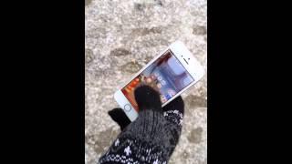 Перчатки для сенсорных экранов Touch Gloves