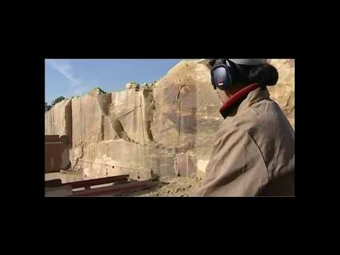 21.- PROCESO DE EXTRACCIÓN DE PIEDRA EN CANTERA - NATURAL STONE QUARRYING METHOD