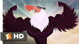 Angry Birds - The Legend of Mighty Eagle Scene (5/10)   Movieclips