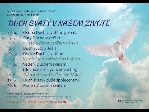 Misie s Duchem svatým