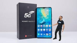 Huawei Mate 20X 5G UNBOXING