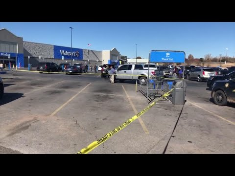 Police Chief: 3 killed in Okla. Walmart shooting