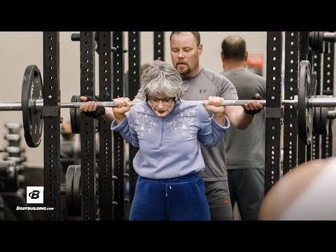 Meet The Powerlifting Grandma