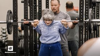 Meet The Powerlifting Grandma